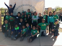 4th Grade Field Trip – Quartermaster Depot