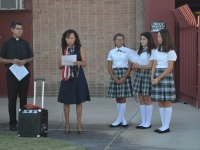 911 Flag Raising Ceremony