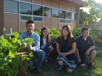 Our Community Garden!