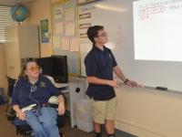 Our Math Counts Team!
