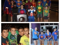 St. Francis Booster Club Super Hero Bowling Tournament