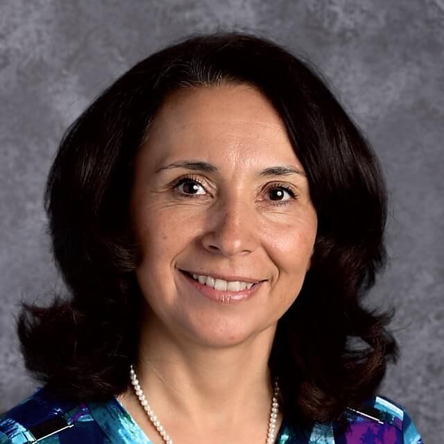 Mrs. Veronica Lopez, Principal
